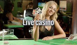 live casino limiet